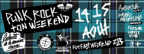punk rock ton weekend 2015